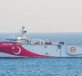 Τεταμένη η ατμόσφαιρα στο Αιγαίο: Το διάβημα του ελληνικού ΥΠΕΞ, η προκλητική απάντηση της Τουρκίας & η συνομιλία Ερντογάν - Μέρκελ - Κυρίως Φωτογραφία - Gallery - Video