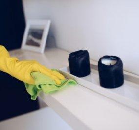 Σπύρος Σούλης: Διώξτε τη σκόνη σε δευτερόλεπτα με αυτό το πανέξυπνο κόλπο! - Κυρίως Φωτογραφία - Gallery - Video