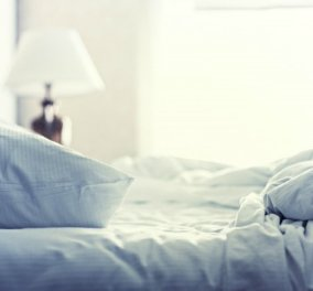 Σπύρος Σούλης: Τι δεν πρέπει να υπάρχει ποτέ στο κρεβάτι σας - 6 συμβουλές για καλύτερο ύπνο - Κυρίως Φωτογραφία - Gallery - Video