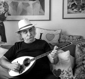 Θλίψη για τον μεγάλο ρεμπέτη Αγάθωνα - Έφυγε ξαφνικά από τη ζωή σε ηλικία 65 ετών - Κυρίως Φωτογραφία - Gallery - Video