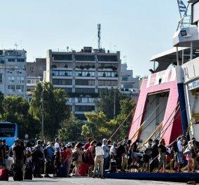 Στο 80% αυξάνεται από σήμερα η επιτρεπόμενη πληρότητα στα πλοία - Κυρίως Φωτογραφία - Gallery - Video
