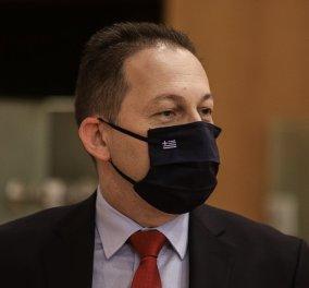 Κορωνοϊός - Πέτσας: Υποχρεωτική η χρήση μάσκας & στους εξωτερικούς χώρους των πλοίων (βίντεο) - Κυρίως Φωτογραφία - Gallery - Video