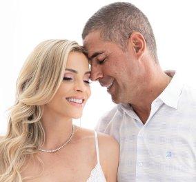 Ο πρώην σύζυγος της Αθηνάς Ωνάση έγινε ξανά πατέρας – Η ερωτική εξομολόγηση του Αλβάρο στη Βραζιλιάνα καλλονή για τον γιο τους (Φωτό)  - Κυρίως Φωτογραφία - Gallery - Video
