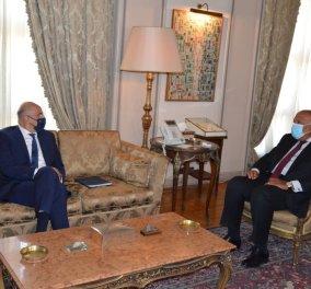 Συμφωνία Ελλάδας - Αιγύπτου: Μητσοτάκης: Επανέρχεται η νομιμότητα στην περιοχή - Αντιδράσεις ΗΠΑ- Τουρκίας- ΣΥΡΙΖΑ (φωτό - βίντεο) - Κυρίως Φωτογραφία - Gallery - Video