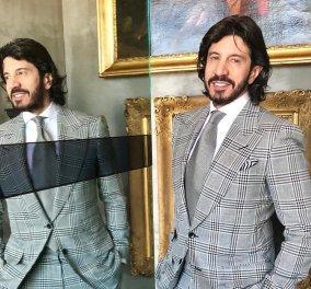 Prince de Galles: Η ιστορία του «πρίγκιπα της κομψότητας», του υφάσματος για ανδρικά κουστούμια που είναι διαχρονικό & υπέρκομψο (Φωτό)  - Κυρίως Φωτογραφία - Gallery - Video