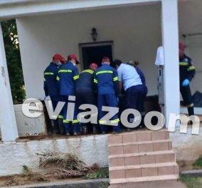 Εύβοια - Πλημμύρες: Νεκρό ανασύρθηκε ζευγάρι - Η 38χρονη & ο 42χρονος σύζυγός της πνίγηκαν μέσα στο σπίτι τους (φωτό) - Κυρίως Φωτογραφία - Gallery - Video