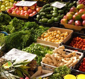 Άντεξαν οι ελληνικές εξαγωγές με αύξηση 6,5%τον Ιούνιο - Μας έσωσαν πάντως τα τρόφιμα - Κυρίως Φωτογραφία - Gallery - Video