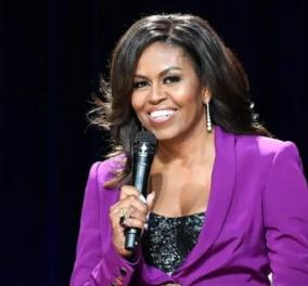 Μισέλ Ομπάμα - Σάρον Στόουν: Σε τι συμφωνούν οι δύο διάσημες κυρίες; - Τραμπ '' ο λάθος άνθρωπος σε κρίσιμη στιγμή της χώρας''   - Κυρίως Φωτογραφία - Gallery - Video