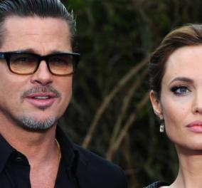 Διαζύγιο Brad Pitt- Angelina Jolie: Τον κατηγορεί ότι δεν πληρώνει διατροφή για τα παιδιά - Εξοργισμένος ο διάσημος ηθοποιός που δεν τα βλέπει - Κυρίως Φωτογραφία - Gallery - Video