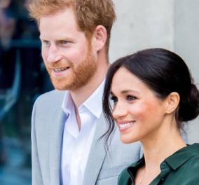 Ο Πρίγκιπας Χάρι και η Μέγκαν Μαρκλ επίσημα παρουσιάζουν το Ίδρυμα Markle  Windsor – Έφυγε το Sussex Royal - Κυρίως Φωτογραφία - Gallery - Video