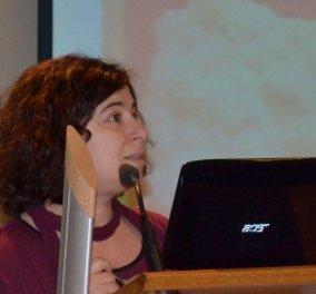 """""""Έφυγε"""" η Κατερίνα Βασιλειάδου μόλις 43 ετών - Η ερευνήτρια του απολιθωμένου δάσους & του… κροκόδειλου της Άντισσας!  - Κυρίως Φωτογραφία - Gallery - Video"""