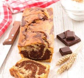 Η Αργυρώ Μπαρμπαρίγου μας φτιάχνει υγιεινό & απίθανο κέικ χωρίς ζάχαρη, αυγά και βούτυρο - Κυρίως Φωτογραφία - Gallery - Video