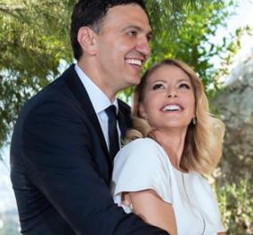 Βασίλης Κικίλιας: Περιμένουμε το πρώτο μας παιδί με την Τζένη – Συμπληρώνεται η ευτυχία του ζευγαριού (Φωτό)  - Κυρίως Φωτογραφία - Gallery - Video