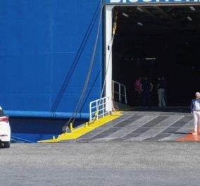 Ηράκλειο: Υπέκυψε στα τραύματα του ο ναύτης που τραυματίστηκε από την έκρηξη σε πλοίο - Κυρίως Φωτογραφία - Gallery - Video