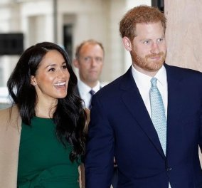 Σε σχολικό event συμμετείχαν ο Δούκας & η Δούκισσα του Sussex - Πρίγκιπας Harry & Meghan με τον μικρό Archie αγκαλιά (φωτό) - Κυρίως Φωτογραφία - Gallery - Video