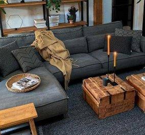 Σπύρος Σούλης: Κάντε τον παλιό καναπέ σας να φαίνεται ολοκαίνουριος με αυτό το πανέξυπνο τρικ! - Κυρίως Φωτογραφία - Gallery - Video