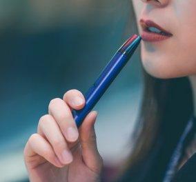 Έρευνα: Το άτμισμα ηλεκτρονικού τσιγάρου συνδέεται με αυξημένο κίνδυνο Covid-19 σε εφήβους & νέους ενηλίκους - Κυρίως Φωτογραφία - Gallery - Video