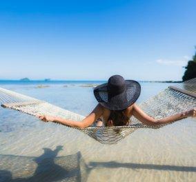 5 τρόποι για να χαλαρώσεις στις διακοπές σου & να πάρεις δυνάμεις  - Κυρίως Φωτογραφία - Gallery - Video
