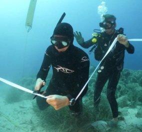 Ο Σάκης Ρουβάς έκανε κατάδυση & έκοψε την κορδέλα του πρώτου υποβρύχιου μουσείου στην Αλόννησο (Φωτό & Βίντεο)   - Κυρίως Φωτογραφία - Gallery - Video