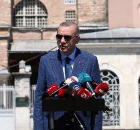 Ερντογάν: Η συμφωνία Ελλάδας - Αιγύπτου δεν έχει καμία αξία - Ξεκινούν οι γεωτρήσεις, η Αθήνα δεν τήρησε τις υποσχέσεις της - Κυρίως Φωτογραφία - Gallery - Video