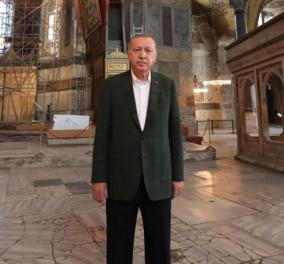 Ερντογάν: Εντοπίσαμε τεράστιο κοίτασμα φυσικού αερίου στη Μαύρη Θάλασσα (βίντεο) - Κυρίως Φωτογραφία - Gallery - Video