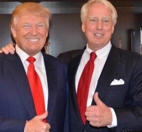 Πέθανε ο αδελφός του Donald Trump χθες τη νύχτα: Ήταν & ο καλύτερός μου φίλος, θα συναντηθούμε ξανά (φωτό- βίντεο) - Κυρίως Φωτογραφία - Gallery - Video