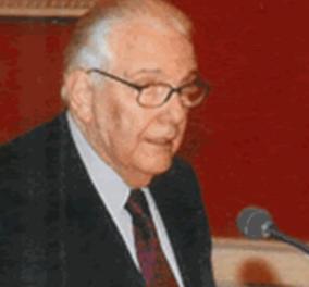 Έφυγε από την ζωή σε ηλικία 85 ετών ο ιατροδικαστής και τέως αντιπρύτανης του ΕΚΠΑ Αντώνης Κουτσελίνης - Κυρίως Φωτογραφία - Gallery - Video