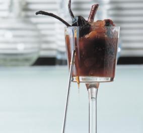 Ο Στέλιος Παρλιάρος δημιουργεί: Γλυκό του κουταλιού με ξερά φρούτα και μέλι - Κυρίως Φωτογραφία - Gallery - Video