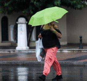 Ο μετεωρολόγος Γιάννης Καλλιάνος: Η κακοκαιρία «Ιανός»,  ξεκινά από αύριο - Η Αττική στο επίκεντρο καταιγίδων από Παρασκευή - Χαλαζοπτώσεις, σφοδροί άνεμοι (Φωτό)  - Κυρίως Φωτογραφία - Gallery - Video