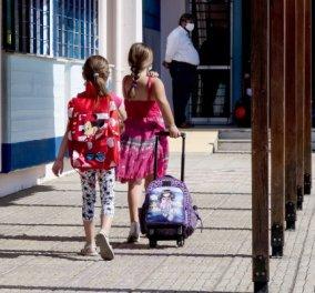 Η. Μόσιαλος & Χ. Γώγος: Ομάδα κρούσης σε ετοιμότητα για το άνοιγμα των σχολείων & την εμφάνιση κρουσμάτων (Φωτό & Βίντεο)  - Κυρίως Φωτογραφία - Gallery - Video