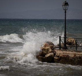 """Βροχές & καταιγίδες σήμερα - Ποιες περιοχές της χώρας θα """"χτυπήσει"""" περισσότερο η κακοκαιρία - Κυρίως Φωτογραφία - Gallery - Video"""