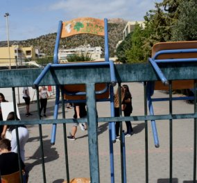 Μεγαλώνει η λίστα με τα σχολεία που έβαλαν «λουκέτο» λόγω καταλήψεων  - 330 στην Αττική & 80 στη Θεσσαλονίκη, 770 στο σύνολο  - Κυρίως Φωτογραφία - Gallery - Video