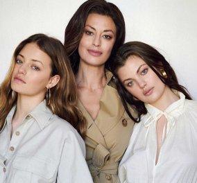 Και οι ομορφότερες κόρες της χρονιάς: Ηλέκτρα & Γαία - Οι πανωραίες της Δωροθέας Μερκούρη (φωτό) - Κυρίως Φωτογραφία - Gallery - Video