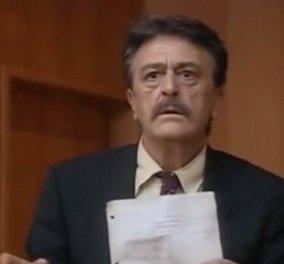 Θλίψη στον καλλιτεχνικό κόσμο: Έφυγε από τη ζωή ο ηθοποιός Γιώργος Χαδίνης -Βρέθηκε νεκρός από τον γιο του (Φωτό & Βίντεο)  - Κυρίως Φωτογραφία - Gallery - Video