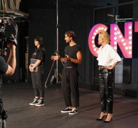 GNTM - Όλα τα μοντέλα γυμνά: Καθήλωσε ο μαύρος Άδωνις με το αγαλματένιο σώμα – Τα βίντεο με όλα τα μανεκέν  - Κυρίως Φωτογραφία - Gallery - Video