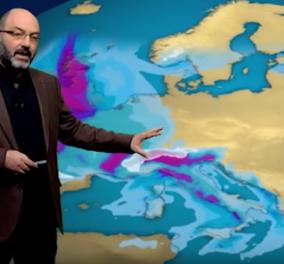 Σάκης Αρναούτογλου: Είχα προειδοποιήσει από την Πέμπτη για την κακοκαιρία - Μη λέτε ψέματα (Φωτό & Βίντεο)  - Κυρίως Φωτογραφία - Gallery - Video