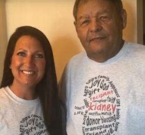 Story of the day: H Tζόσελιν προσφέρει το νεφρό της στον αστυνομικό που την συνέλαβε για ναρκωτικά και κλοπές  - Κυρίως Φωτογραφία - Gallery - Video