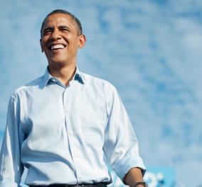 Θέλετε να στείλετε μήνυμα στον Μπαράκ Ομπάμα στο WhatsApp & στο Viber; - Μόλις μας έδωσε το τηλέφωνό του - Κυρίως Φωτογραφία - Gallery - Video