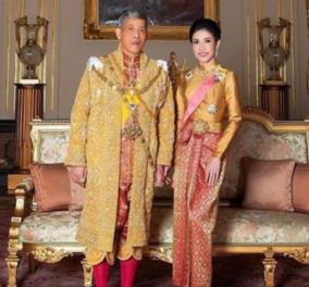 Ο Βασιλιάς της Ταϊλάνδης επανέφερε τους τίτλους & τα αξιώματα στην πρώτη τη τάξει ερωμένη του -  Η νοσοκόμα που μπήκε στο παλάτι - Κυρίως Φωτογραφία - Gallery - Video