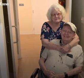 "Story of the day: Αγαπημένο ζευγάρι 65αρηδων ""πέθανε "" από κορωνοίό με διαφορά 4 λεπτών - Ήταν 1 μήνα στην εντατική - Κυρίως Φωτογραφία - Gallery - Video"