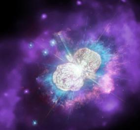 NASA: Δημοσίευσε μια σειρά από συναρπαστικές φωτό του διαστήματος – Αστέρια, πλανητικά νεφελώματα τραβηγμένα από το Chandra X-ray Observatory - Κυρίως Φωτογραφία - Gallery - Video
