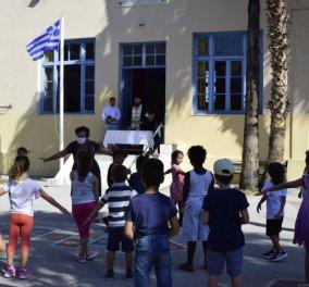 Eδώ παπάς, εκεί παπάς: Συνέλαβαν τον 47χρονο ιερέα του Ρεθύμνου που έκανε κήρυγμα κατά της μάσκας στα σχολεία  - Ένας ακόμη στην Κοζάνη   - Κυρίως Φωτογραφία - Gallery - Video