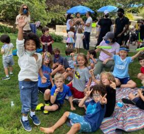 O μικρός Νικόλας, εγγονός της Άννας Βίσση & το super party του στο πάρκο της Νέας Υόρκης  - Παιχνίδια, γέλια & τούρτα - Κυρίως Φωτογραφία - Gallery - Video