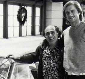 Ο Μάικλ Ντάγκλας θυμάται πόσο ωραία πέρασε με τον Ντάνι Ντε Βίτο στα γυρίσματα της ταινίας «The War of the Roses» (Φωτό)  - Κυρίως Φωτογραφία - Gallery - Video