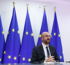 Αναβάλλεται για τις 1-2 Οκτωβρίου η σύνοδος κορυφής της ΕΕ - Ο Σάρλ Μισέλ τέθηκε σε καραντίνα - Κυρίως Φωτογραφία - Gallery - Video