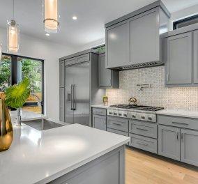 Σπύρος Σούλης: Ξύλινα ντουλάπια κουζίνας: 5 Tips για να τα βάψετε! - Κυρίως Φωτογραφία - Gallery - Video