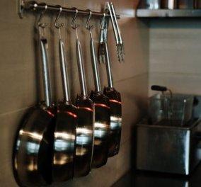 Σπύρος Σούλης: 7 βασικά μαγειρικά σκεύη & πώς να τα καθαρίζετε - Δεν θέλει κόπο, θέλει τρόπο  - Κυρίως Φωτογραφία - Gallery - Video