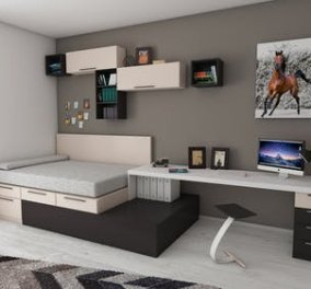Σπύρος Σούλης: Mας δίνει 6 μοναδικές ιδέες  για να αξιοποιήσουμε το κενό δωμάτιο στο σπίτι - Κυρίως Φωτογραφία - Gallery - Video