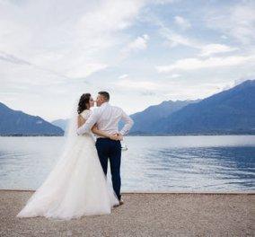 Η Άλεξ παντρεύτηκε και αντί για δεξίωση, επισκέφθηκε με τον γαμπρό τον παππού της  - Ταξίδεψε 300 χιλιόμετρα - Κυρίως Φωτογραφία - Gallery - Video