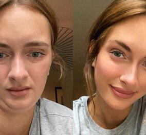 Instagram VS Reality: Μια Ολλανδέζα influencer με πάνω από 1,2 εκατ. followers απομυθοποιεί την τελειότητα των social media- Τα φίλτρα, οι πόζες & οι μεγάλες προσδοκίες (φωτό)  - Κυρίως Φωτογραφία - Gallery - Video